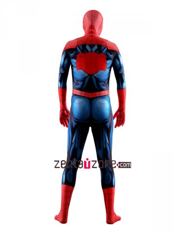 Custom Printed Bagley\'s Ultimate Spiderman Costume [30442]