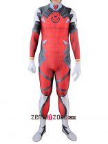 Custom Printed Deadpool D.va Lycra Costume(male)