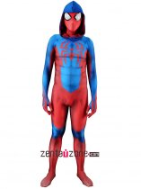 Custom Printed New Scarlet Spider Lycra Zentai