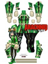 Custom Printed FROPPY Zentai Costume