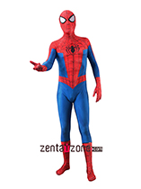 Custom Printed Spider-Man Into The Spider-Verse Zentai