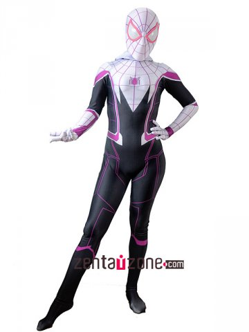 Custom Printed Homecoming Gwen Lycra Costume