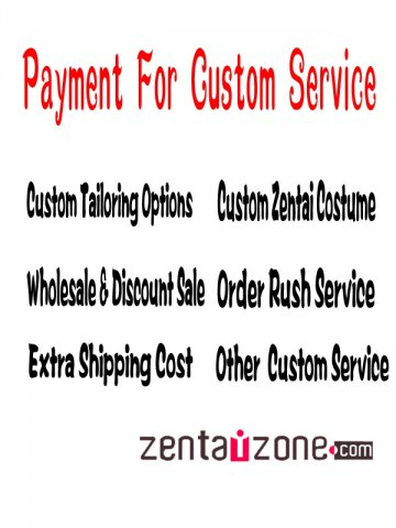 Zentaizone Custom Service 7