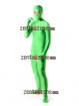Green Cool Ninja Spandex Zentai Suit