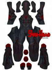 Custom Printed PS5 Spider-Man Miles Morales Bodega Cat Suit