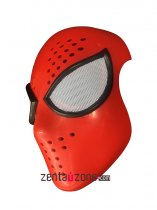 Spiderman Faceshell With Magnetic Lenses