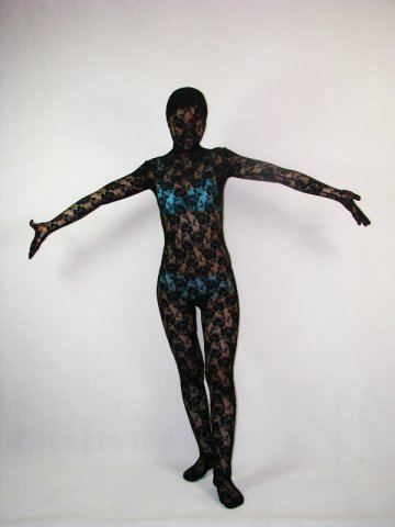 6d5e80eeb Sexy Black Lace Unisex Zentai Full Body Suit  20494  -  32.00   Buy zentai