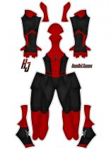 Far From Home Spider-Man HouseofJ Designs