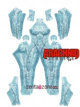Custom Printed Atlanna Zentai Costume