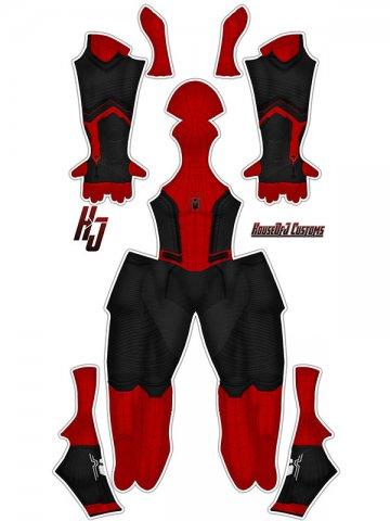 Far From Home Spider Man Houseofj Designs 40186 65 00 Buy Zentai Spandex