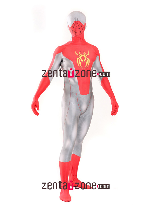 Custom Printed Spider Phoenix Costume